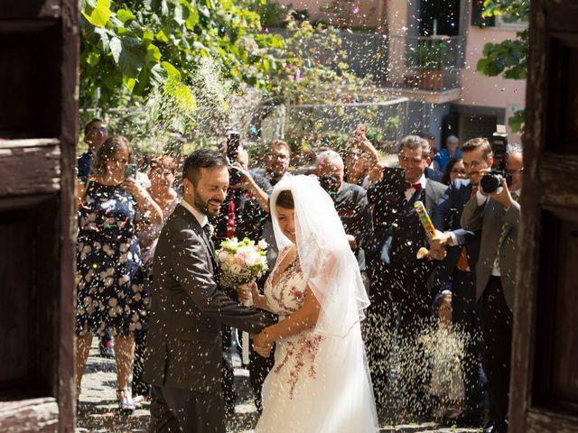 Il matrimonio di Simone e Simona a Trevignano, Treviso 11