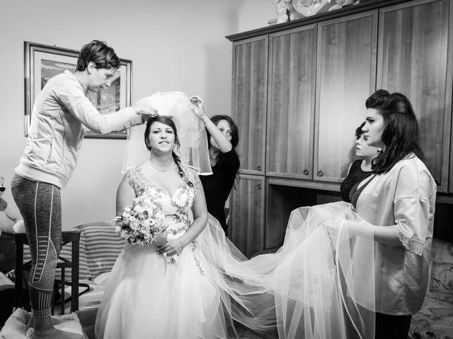 Il matrimonio di Simone e Simona a Trevignano, Treviso 25