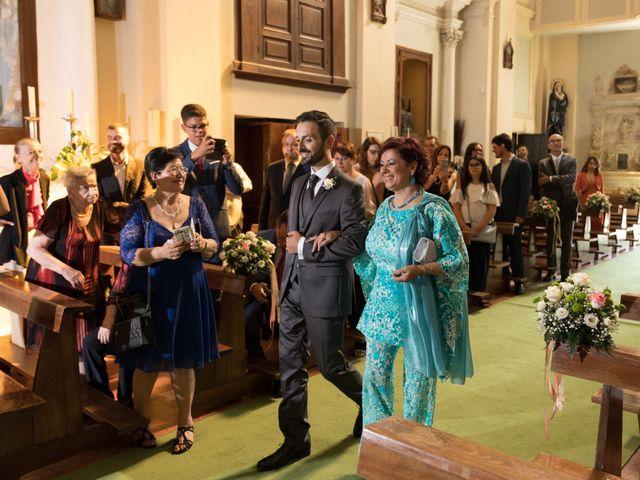 Il matrimonio di Simone e Simona a Trevignano, Treviso 30
