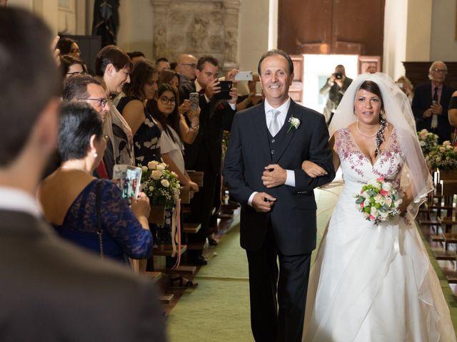 Il matrimonio di Simone e Simona a Trevignano, Treviso 33