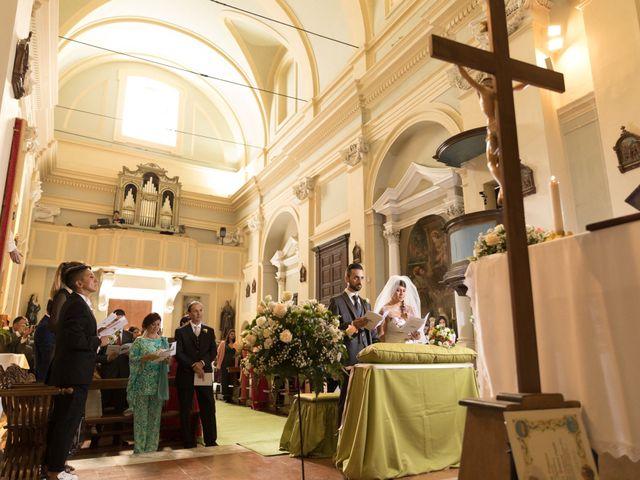Il matrimonio di Simone e Simona a Trevignano, Treviso 34
