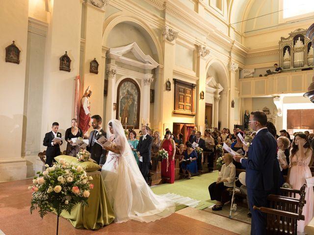 Il matrimonio di Simone e Simona a Trevignano, Treviso 35