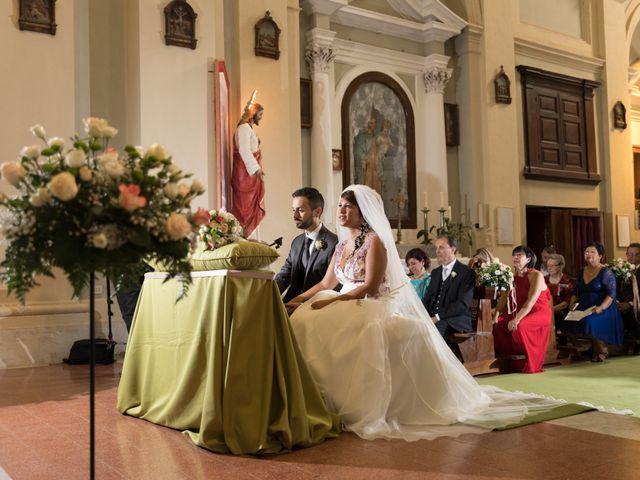Il matrimonio di Simone e Simona a Trevignano, Treviso 38