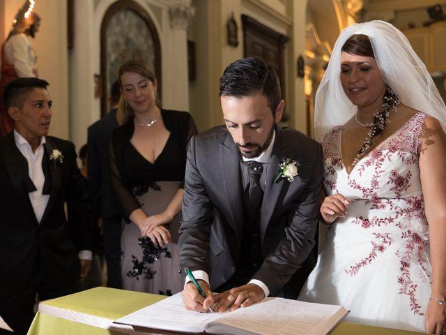 Il matrimonio di Simone e Simona a Trevignano, Treviso 39
