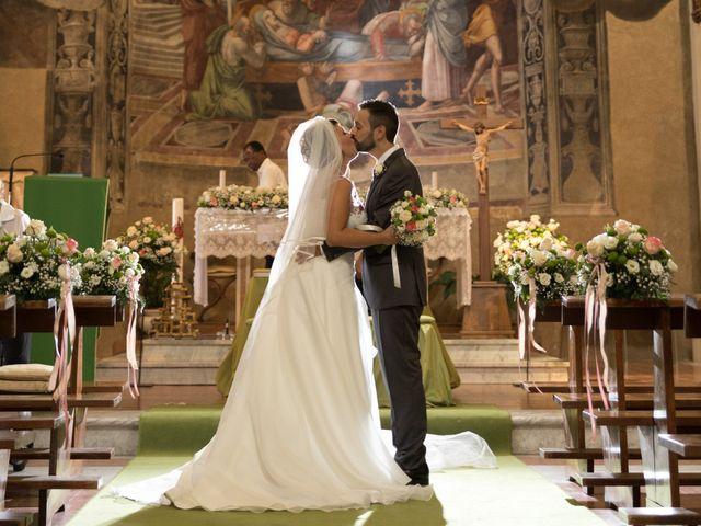 Il matrimonio di Simone e Simona a Trevignano, Treviso 40