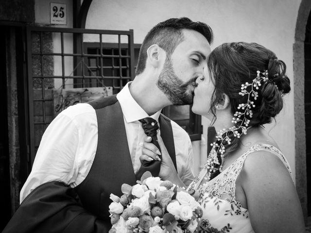 Il matrimonio di Simone e Simona a Trevignano, Treviso 54