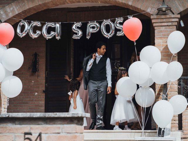 Il matrimonio di Simone e Stefania a Maranello, Modena 34