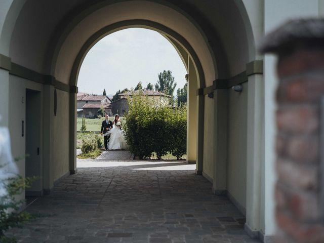 Il matrimonio di Simone e Stefania a Maranello, Modena 44
