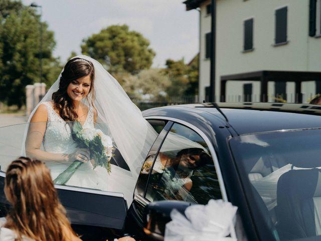 Il matrimonio di Simone e Stefania a Maranello, Modena 45