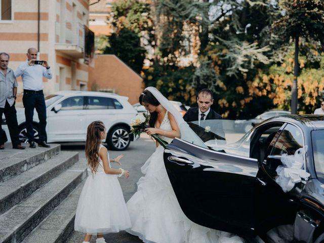 Il matrimonio di Simone e Stefania a Maranello, Modena 50