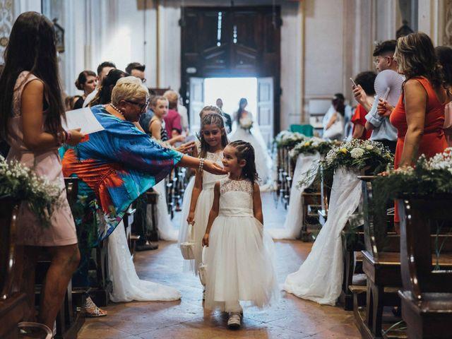 Il matrimonio di Simone e Stefania a Maranello, Modena 54