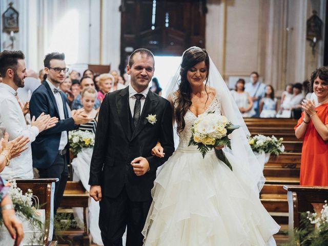 Il matrimonio di Simone e Stefania a Maranello, Modena 55