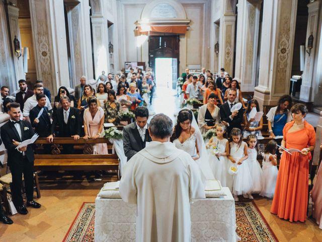 Il matrimonio di Simone e Stefania a Maranello, Modena 57