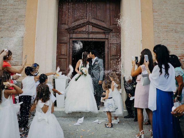 Il matrimonio di Simone e Stefania a Maranello, Modena 63