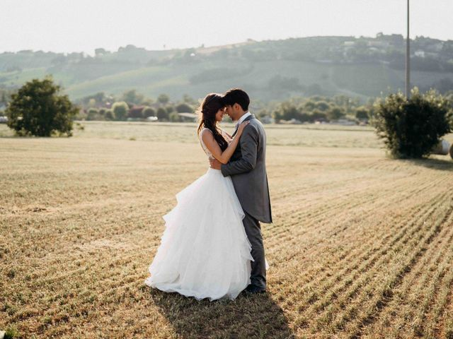 Il matrimonio di Simone e Stefania a Maranello, Modena 75