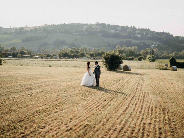 Il matrimonio di Simone e Stefania a Maranello, Modena 76
