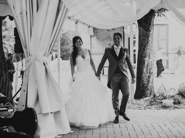 Il matrimonio di Simone e Stefania a Maranello, Modena 84