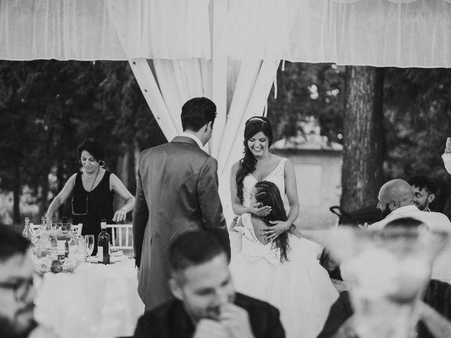 Il matrimonio di Simone e Stefania a Maranello, Modena 85