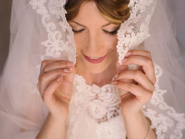 Il matrimonio di Ernesto e Mariateresa a Butera, Caltanissetta 1