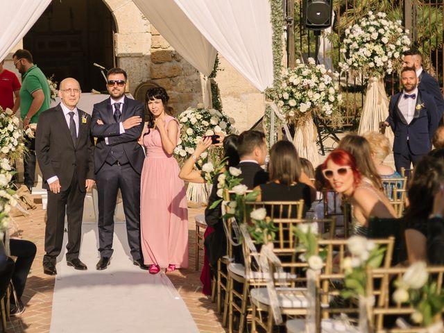 Il matrimonio di Ernesto e Mariateresa a Butera, Caltanissetta 8