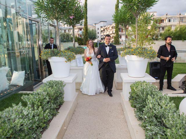 le nozze di Anita e Antonio