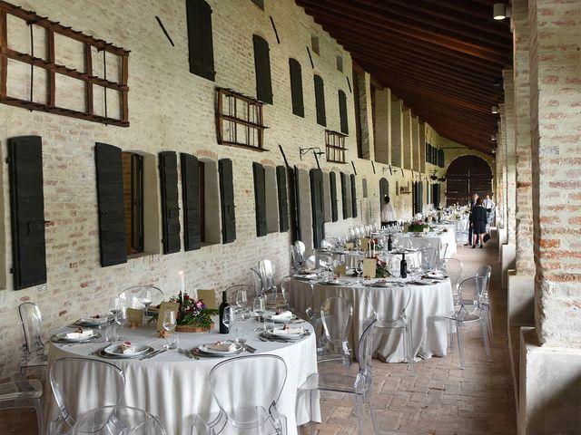 Il matrimonio di Filippo e Lisa a Treviso, Treviso 4