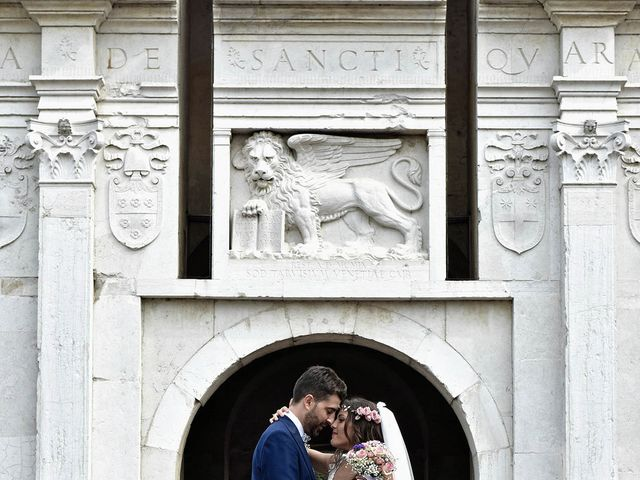 Il matrimonio di Filippo e Lisa a Treviso, Treviso 1