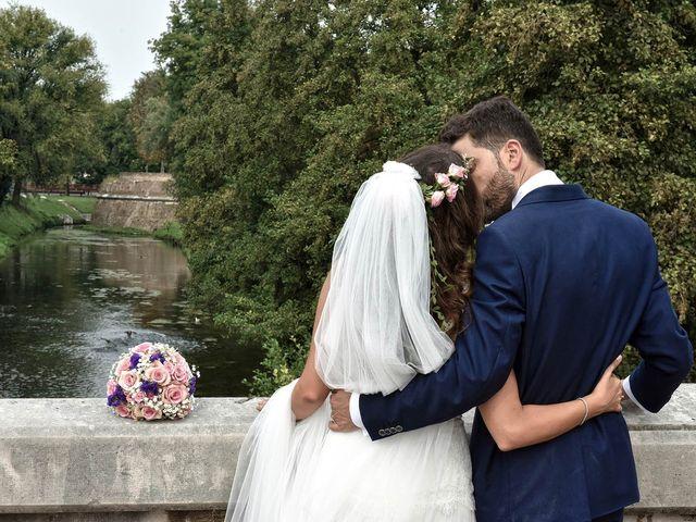 Il matrimonio di Filippo e Lisa a Treviso, Treviso 8