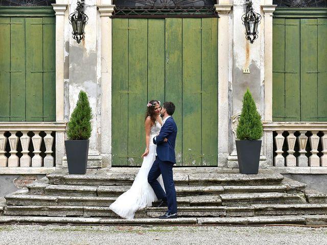 Il matrimonio di Filippo e Lisa a Treviso, Treviso 9