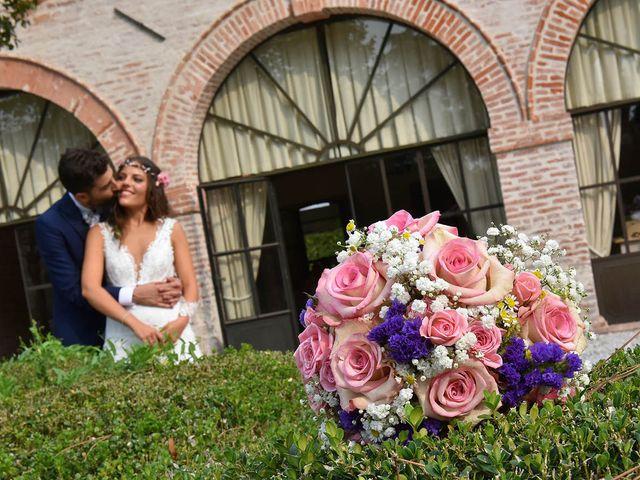 Il matrimonio di Filippo e Lisa a Treviso, Treviso 12