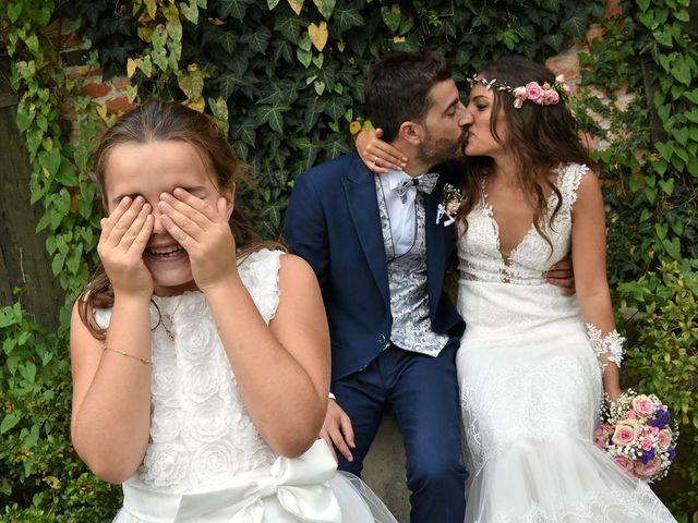 Il matrimonio di Filippo e Lisa a Treviso, Treviso 13