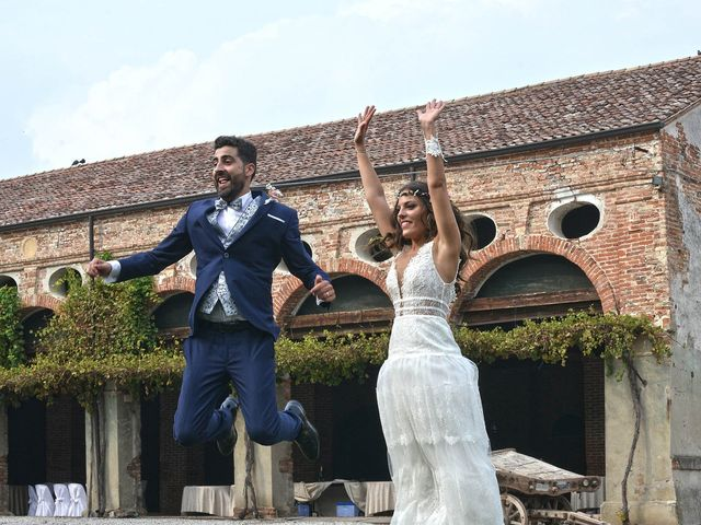 Il matrimonio di Filippo e Lisa a Treviso, Treviso 15