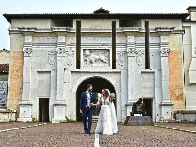 Il matrimonio di Filippo e Lisa a Treviso, Treviso 20
