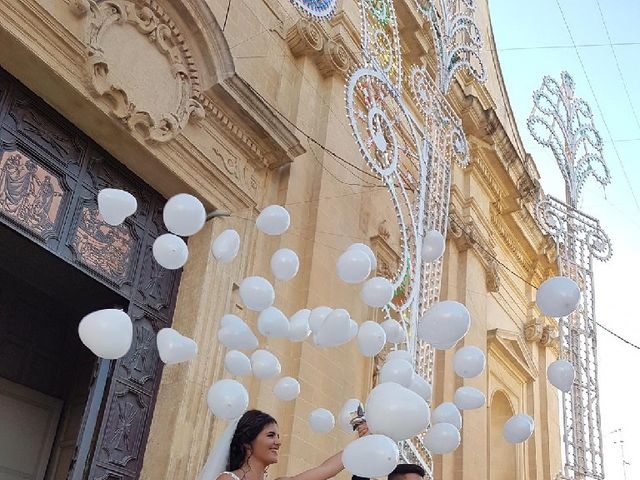 Il matrimonio di Silvia e Dario a San Cesario di Lecce, Lecce 3