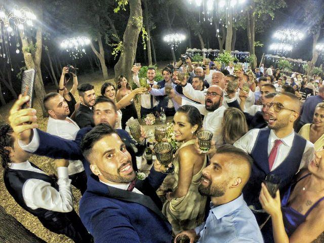 Il matrimonio di Silvia e Dario a San Cesario di Lecce, Lecce 6