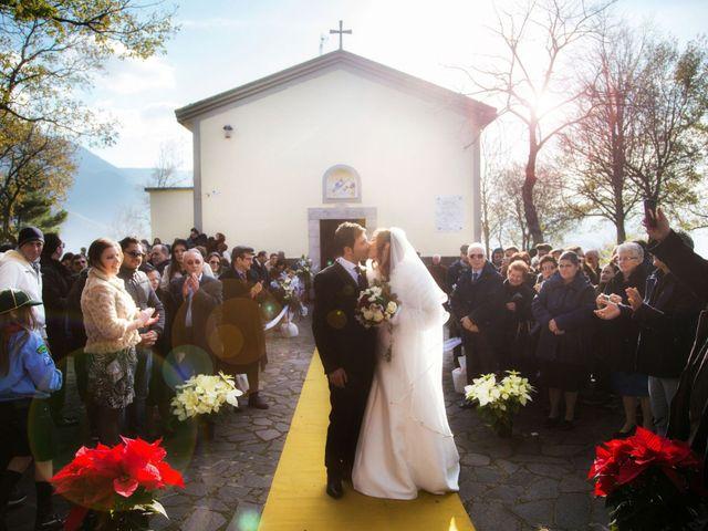 Il matrimonio di Fabio e Angela a Solofra, Avellino 13
