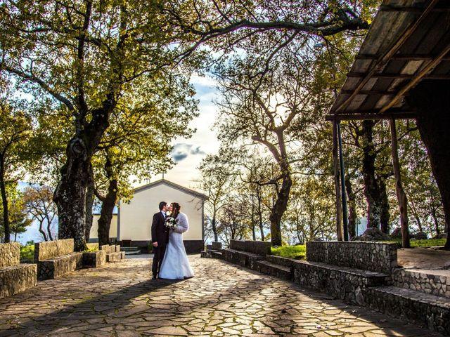 Il matrimonio di Fabio e Angela a Solofra, Avellino 14