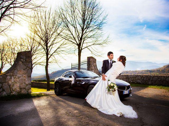 Il matrimonio di Fabio e Angela a Solofra, Avellino 17