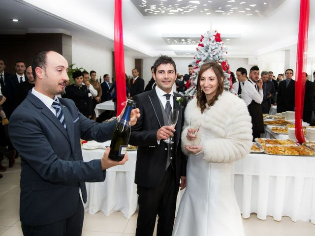 Il matrimonio di Fabio e Angela a Solofra, Avellino 21