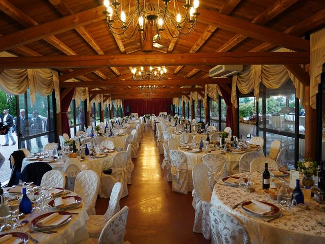 Il matrimonio di Danny e Alessandra a Goro, Ferrara 1