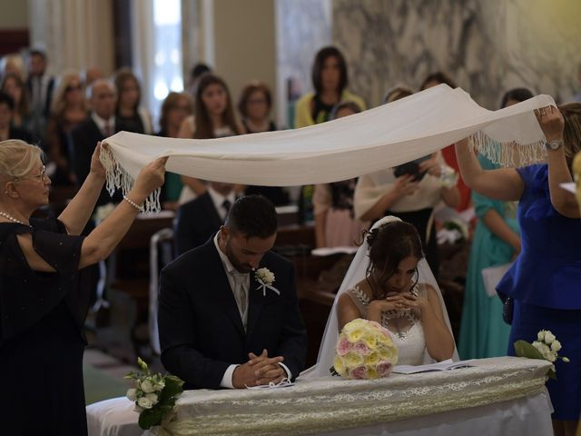 Il matrimonio di Gabriele  e Anna a Taranto, Taranto 12