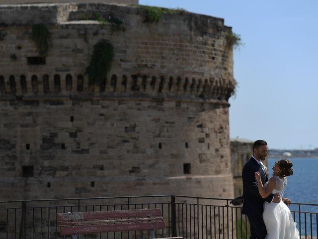 Il matrimonio di Gabriele  e Anna a Taranto, Taranto 15