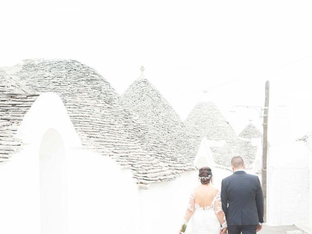 Il matrimonio di Paolo e Katia a Alberobello, Bari 4