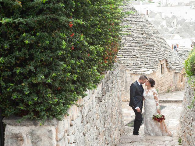 Il matrimonio di Paolo e Katia a Alberobello, Bari 12