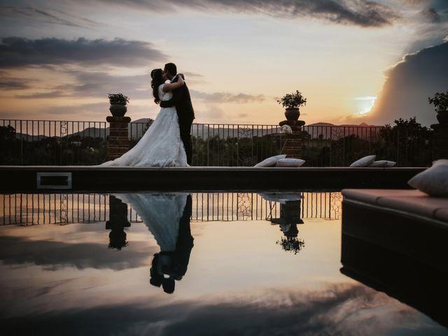 Le nozze di Gina e Nicola