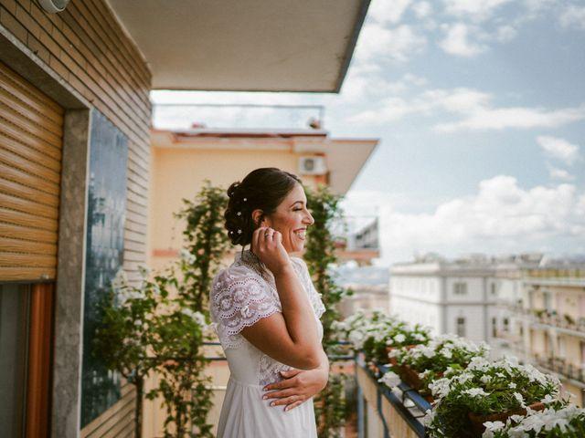 Il matrimonio di Anja e Giovanni a Torre del Greco, Napoli 17