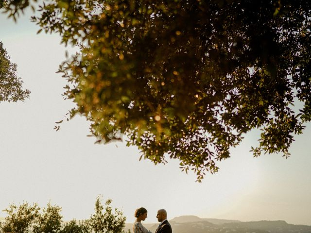Il matrimonio di Anja e Giovanni a Torre del Greco, Napoli 41