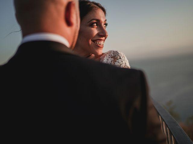 Il matrimonio di Anja e Giovanni a Torre del Greco, Napoli 1