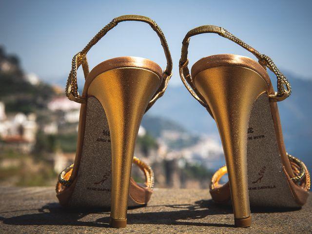 Il matrimonio di Jean Paul e Daisy a Ravello, Salerno 1
