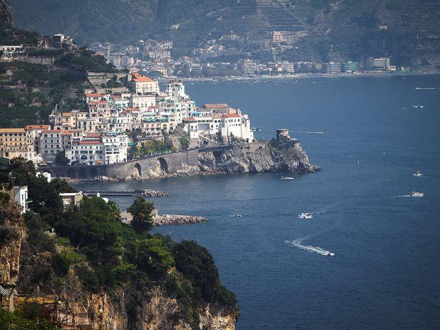 Il matrimonio di Jean Paul e Daisy a Ravello, Salerno 4